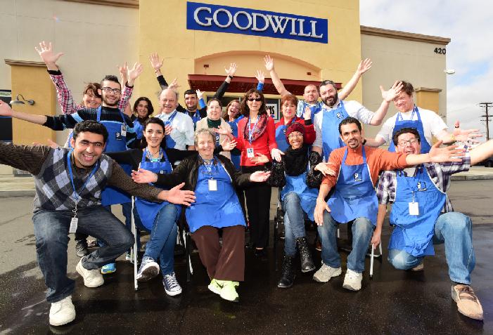 Goodwill El Cajon Staff